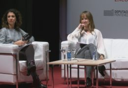 """Ana Pardo de Vera """"Mulleres que dirixen medios. Rompendo teitos de cristal"""""""
