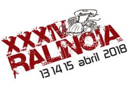 XXXIV Rally de Noia