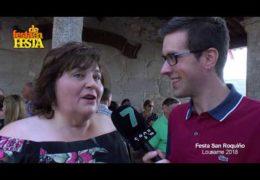De festa en festa – Festa de San Roquiño – Lousame – (2018)