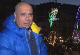 A Ollada de Giraldez: Iluminación de Nadal