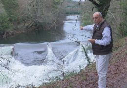 A Ollada de Giraldez: As choivas afogan a seca