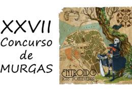 Primeira eliminatoria do XXVII Concurso de Murgas Pontevedra 2018