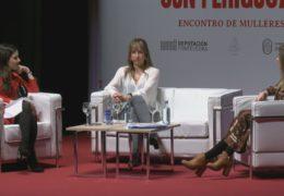 Benvida – Susana Pedreira e Diana López con Ana Pardo de Vera