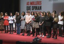 "Despedida ""Encontro de Mulleres Columnistas: as mulleres que opinan son perigosas"""