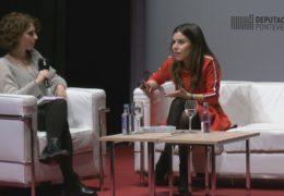 """Diana López Varela """"A opinión desde o eu. Do blog á prensa"""""""