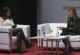 """Lucía Taboada """"Hiperconectadas: a opinión en tempos de millenials"""""""